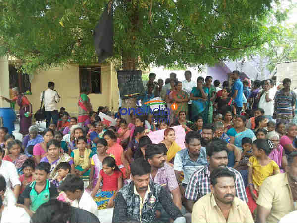 Protest continues as 51 day against sterlite plant in Thoothukudi