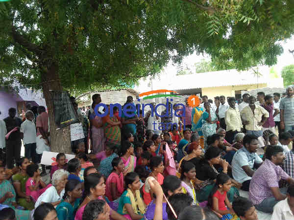 Thoothukudi becomes Battlefield against Sterlite