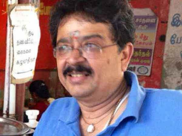 Case on SV Shekher at Karur Court