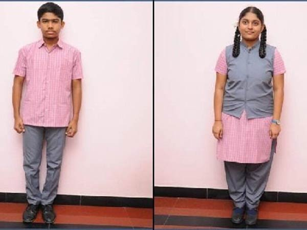 Tamilnadu government introduces new uniform for students from 9th to 12th standard