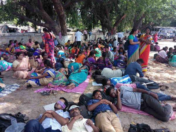 சென்னை ஐஐடியில் மாணவர்கள் கட்டி பிடித்து போராட்டம்- Live ஏன், எதற்கு?