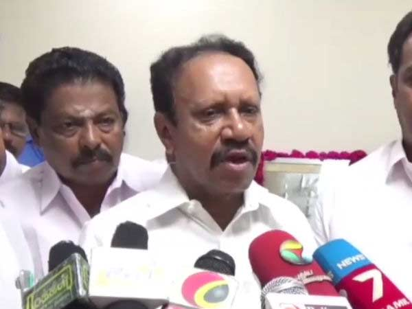 People should protest for Cauvery like Jallikattu protest - Thambidurai