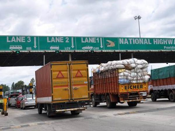 Tollgate Prices are hiked up to Rs 5 to Rs 20