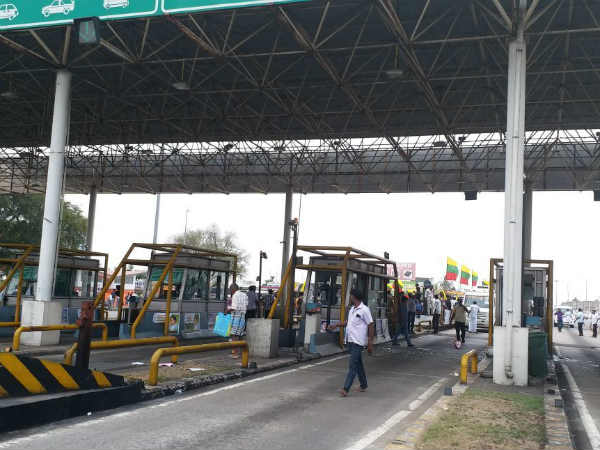 Velmurugan Arrested for Protesting at Ulundurpet Tollgate