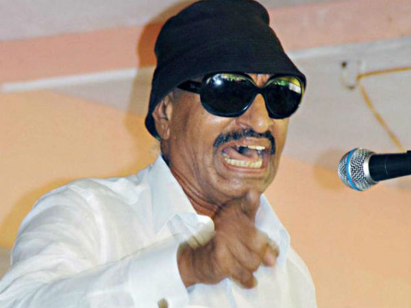 Vattal Nagaraj threatens to stop Tamil Nadu vehicle