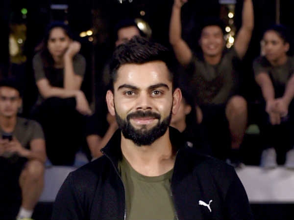 Virat Kohli in TIMEs 100 most influential people list