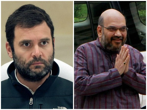Aircrafts of Rahul Gandhi and Amit Shan searched