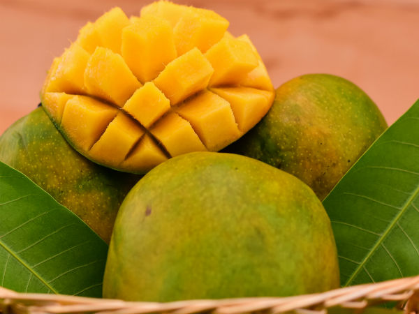 Booking Tredyfoods online for Mango