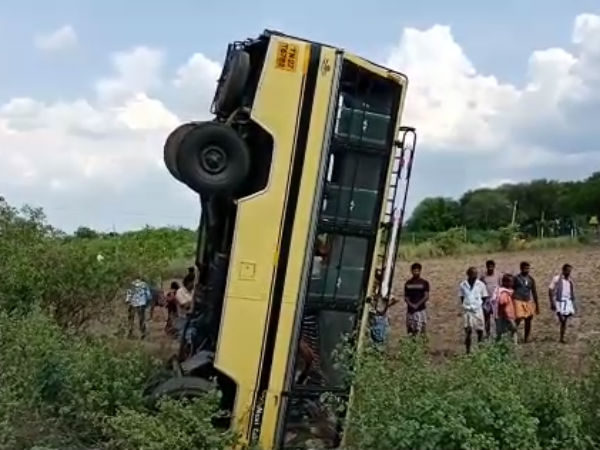 Van collapsed in Virudhunagar: 6 were died
