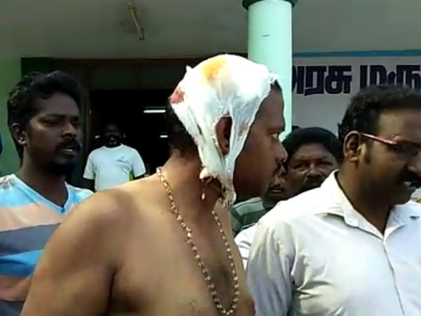 Dispute on Poultry in Chennai Avadi Market