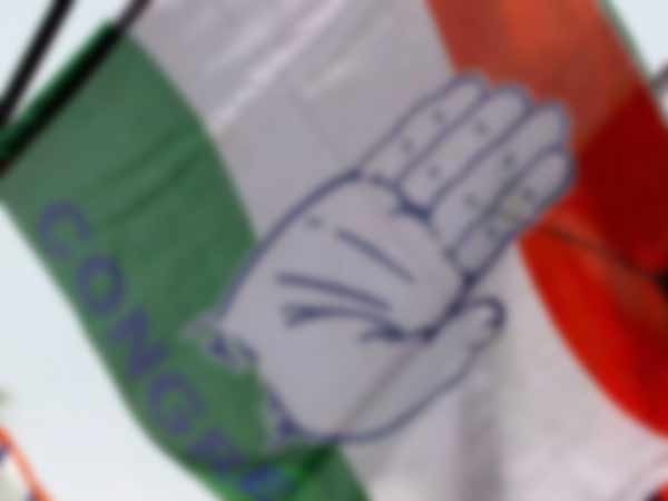Congress leads Rajarajeshwarinagar