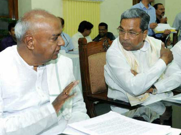 Karnataka: Congress takes Dalit CM card to tie up with JDS