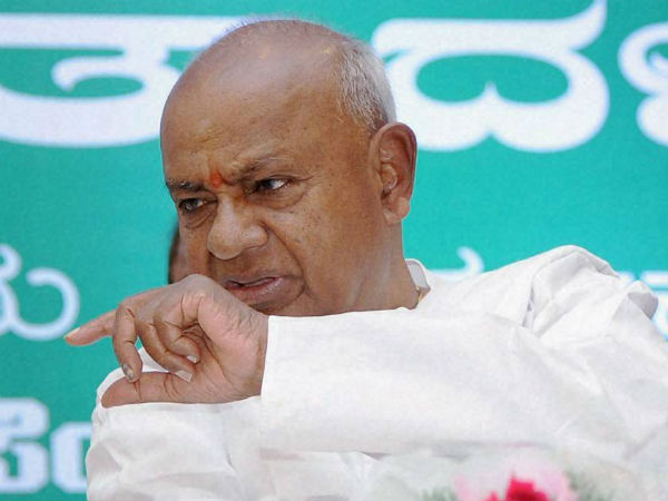 Its just a beginning, wait for central election says, JD(S) supremo H D Deve Gowda