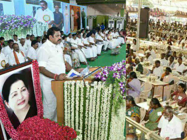 Great Controversy In Chief Ministers School Annual Function In Erode
