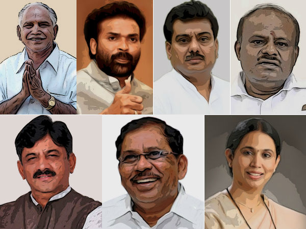 Karnataka Election Results 2018: List of winners and losers