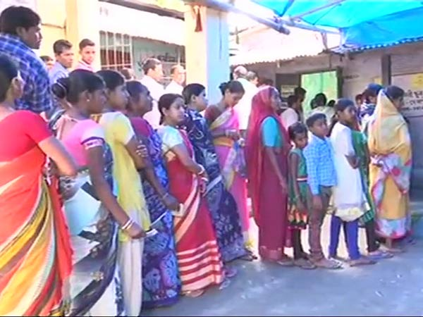 Local body election started in West Bengal