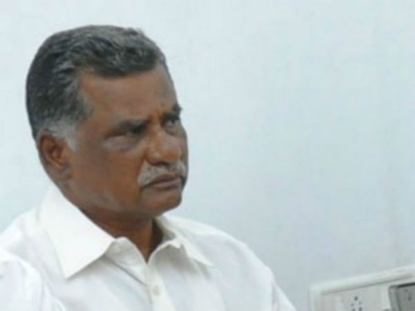 Nallakannu did not endorse kamals Cauvery meeting: Mutharasan