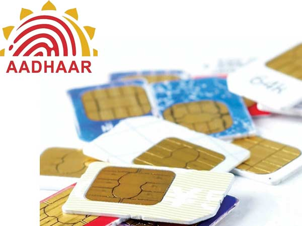 No need of Aadhaar proof to buy sim card anymore orders, Central Telecom Department
