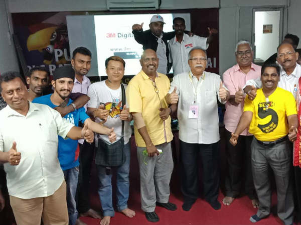 Prof. Dr Ramasamy wins in Penang Assembly election