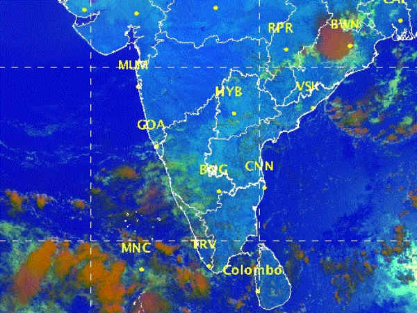 Low depression has formed in Southwest Arabian sea: Chennai Meteorological center