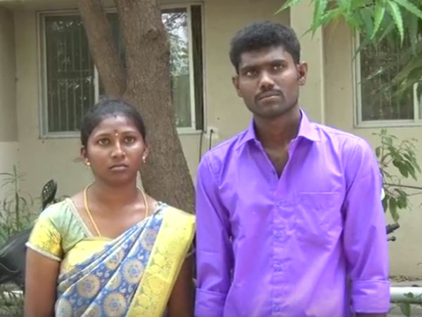 Young couple seeks protection from Police in Salem