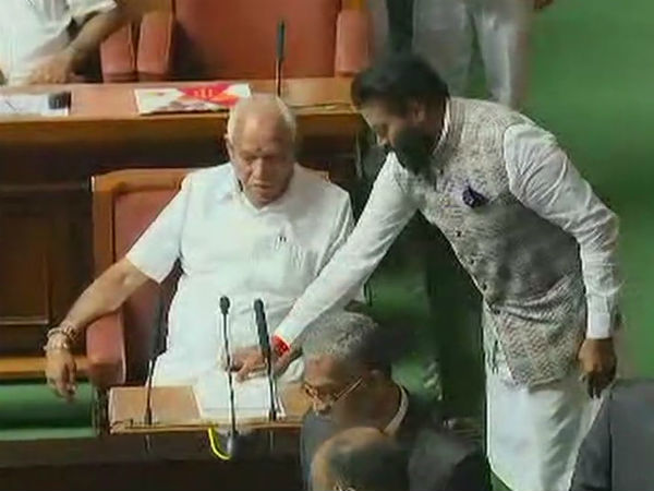 BJP loses its majority in Lok Sabha after Yeddy and Sri Ramulu resignation