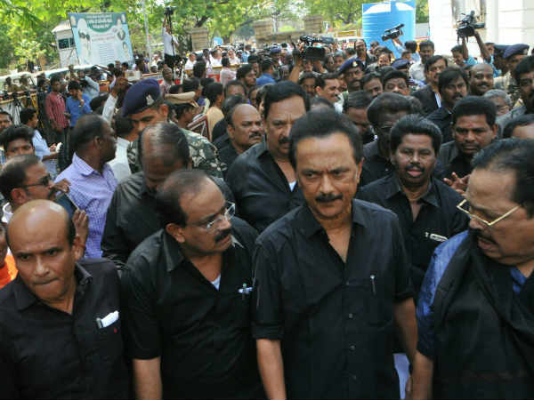 DMK raises Tuticorin Shooting issue in TN Legislative Assembly, Brings Fire