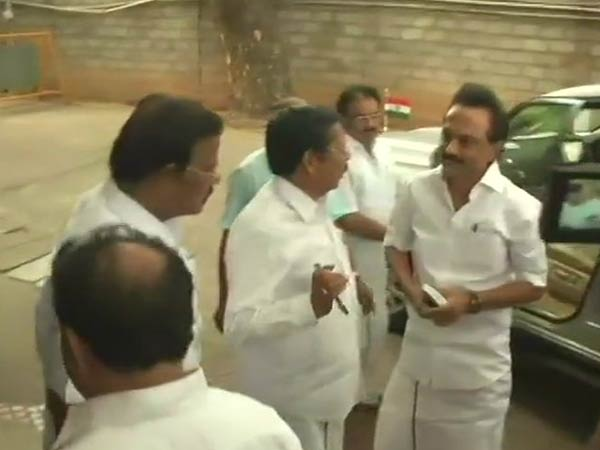 All Party meeting on Cauvery by DMK today