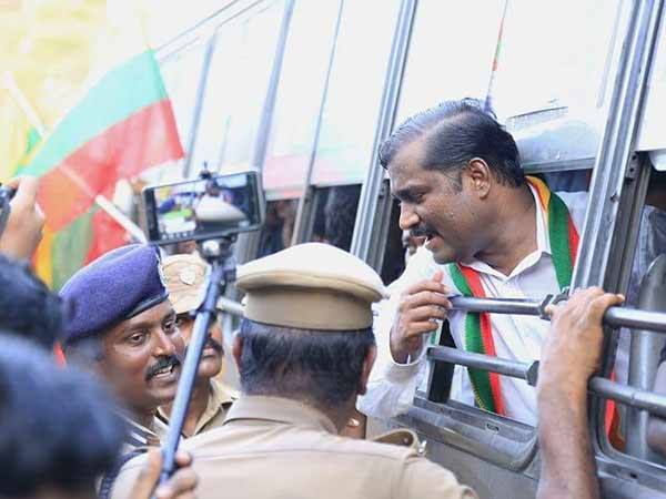 If you go with Velmurugan you have to go jail only: police