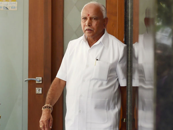 Yeddyurappa to be elected as BJP assembly leader today