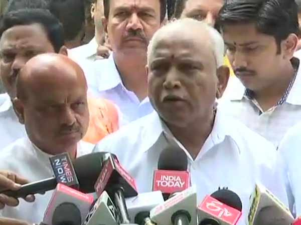 Yeddyurappa confident that he will win on Floor Test