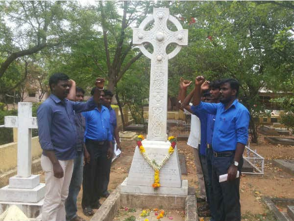 107 years ago Vanchinathan shot dead British Collector