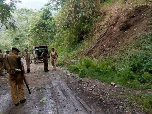 8 Assam Rifle personnel martyred in NSCN(K) led terror attack
