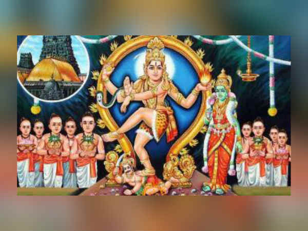 anithirumanjanam is a very grand event happening in the shiva temples celebrated with great fervour and celebrity in chidambaram