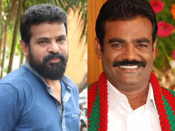 BJP given complaint on Ameer and Thaniyarasu