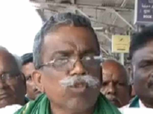 Police arrest Ayyakkannu in Assembly campus