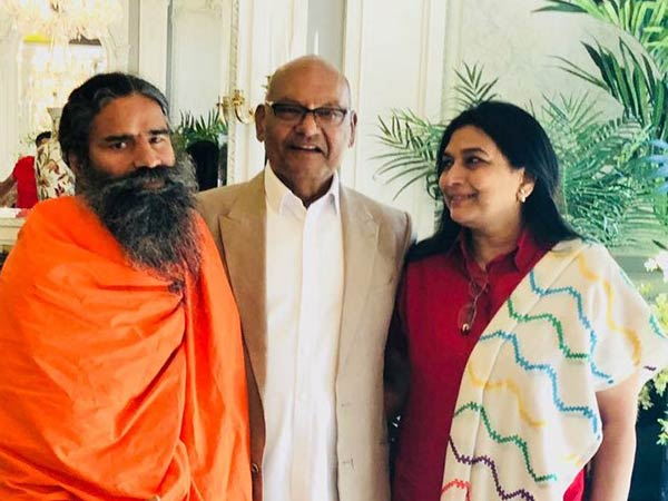 Baba Ramdev backs Sterlite after meeting Vedanta boss Anil Agarwal