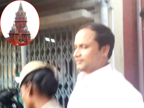 Chennai high court canceles sekar reddys two cases