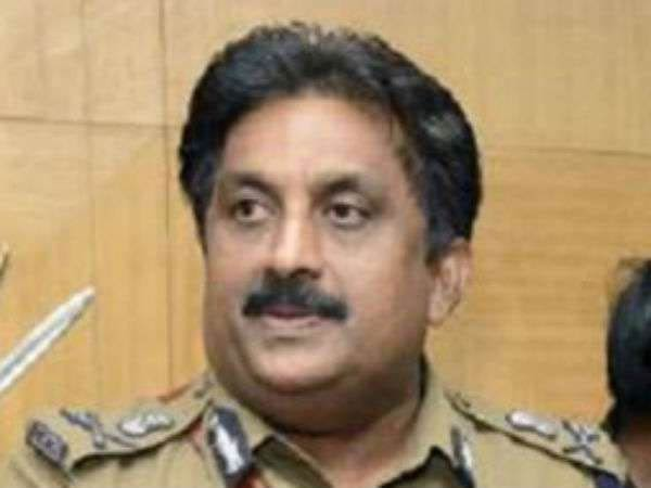 Former Police commissioner George Says Four layers of police protection granted to Jayalalitha