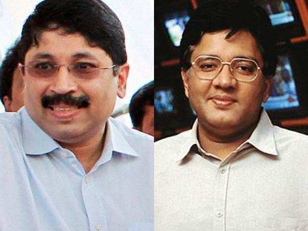 CBI moves HC against Maran brothers dicharged in illegal telephone exchange case