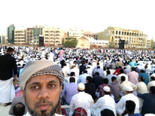 Ramzan festival: celebration in Dubai