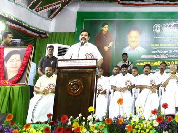 Wont happen anything to ADMK due to TTV Dinakaran says TN CM Palanisamy