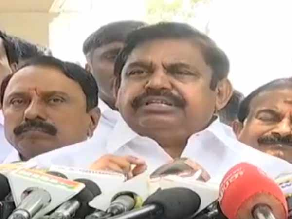 TN CM cancels his plan to visit victims of Tuticorin Shooting