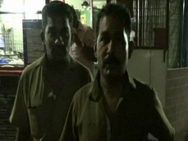 two passengers who misbehaved with women in erode bus