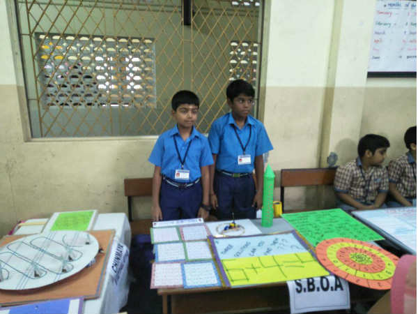 Science and Maths exhibition held