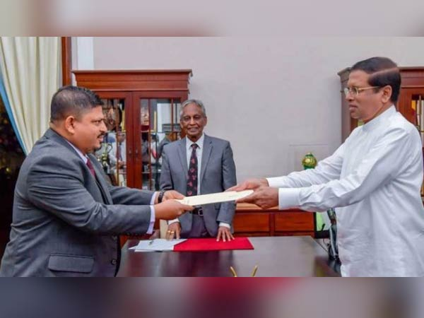 Hindu affairs removed from deputy Minister Masthan in Srilanka