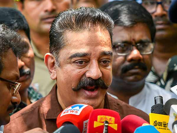 Talked about various political issues of Tamilnadu says Kamal after his meet with Sonia