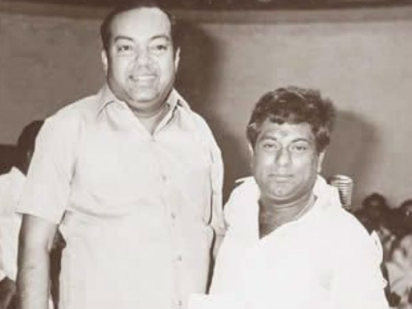 Sonnadhu Nee Thaanaa? create the song situation of Kannadhasan