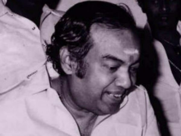 Tribute to Kannadasan