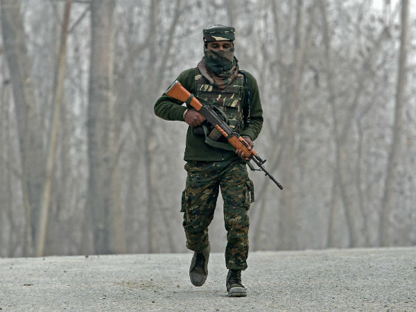 3 Terrorist killed as encounter breaks in Pulwama between militants and security forces